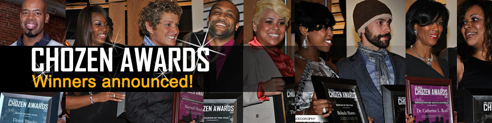 CHOZEN AWARDS Winners 2009